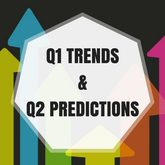 Q1 Trends & Q2 Predictions