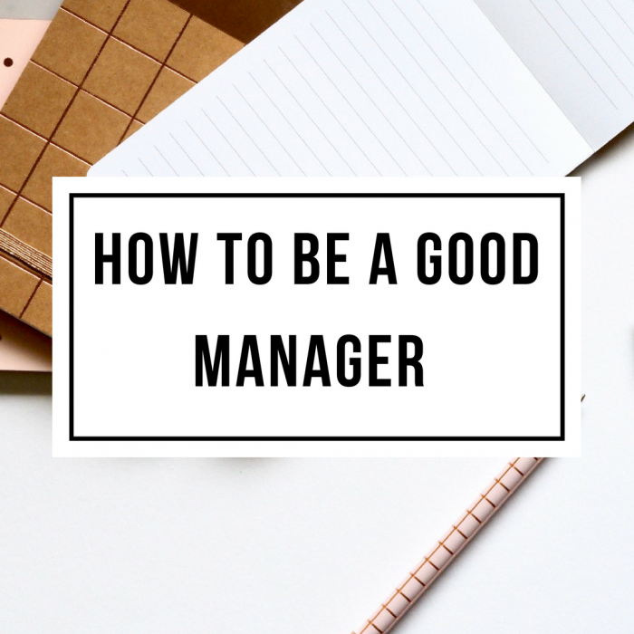 Are you a good manager?