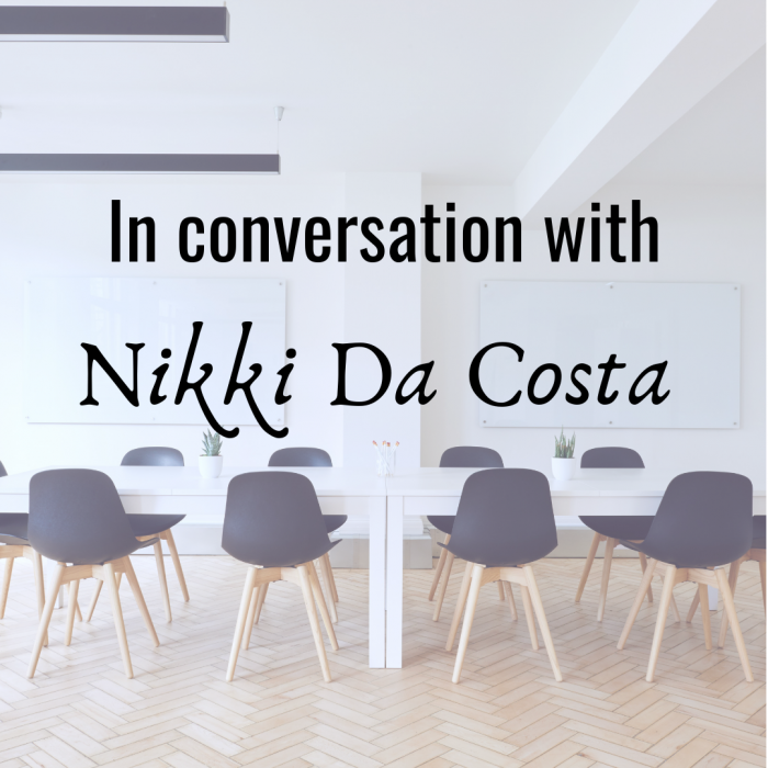 In Conversation with Nikki Da Costa