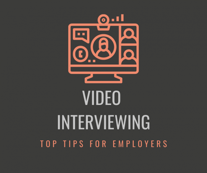 Video Interviewing Tips for Employers