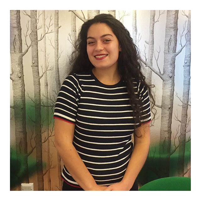 Leila Saleh is promoted to Junior Consultant